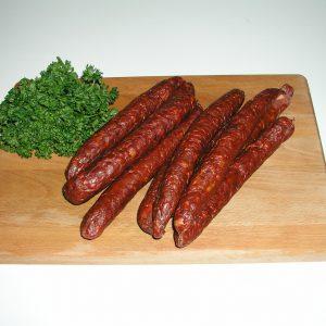 Kančí čabajka (100% kančího masa) - delikatesa