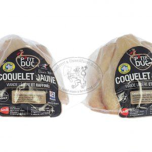 Kukuřičné kuřátko chlazené - Francie