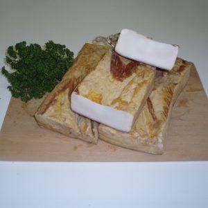 Mangalica uzený špek máslový